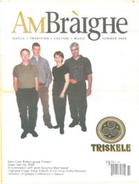 Am Bràighe, v. 08: no. 01 (2000:Summer)
