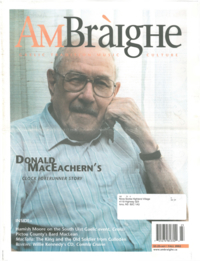 Am Bràighe, v. 10: no. 02 (2002:Autumn)