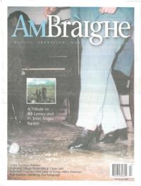 Am Bràighe, v. 09: no. 01 (2001:Summer)