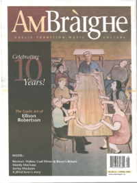 Am Bràighe, v. 10: no. 04 (2003:Spring)