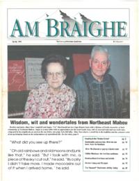 Am Bràighe, v. 01: no. 04 (1994:Spring)