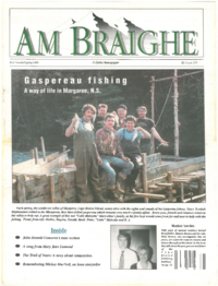 Am Bràighe, v. 02: no. 04 (1995:Spring)