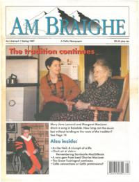 Am Bràighe, v. 04: no. 04 (1997:Spring)