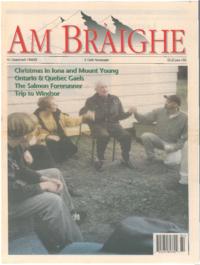 Am Bràighe, v. 06: no. 03 (1998:Winter)