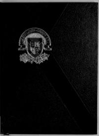 St. Francis Xavier University yearbook, 1979