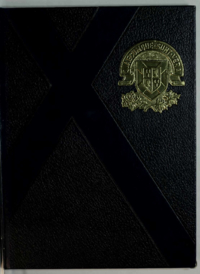 St. Francis Xavier University yearbook, 1980