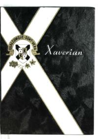 St. Francis Xavier University yearbook, 1981