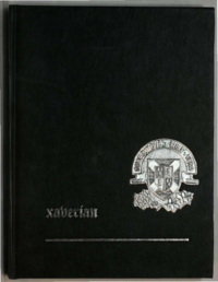 St. Francis Xavier University yearbook, 2002