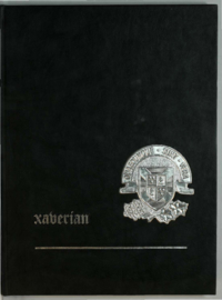 St. Francis Xavier University yearbook, 2001
