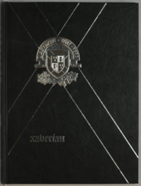 St. Francis Xavier University yearbook, 2008