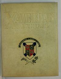 1956 Xaverian Annual