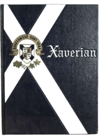 St. Francis Xavier University yearbook, 1968