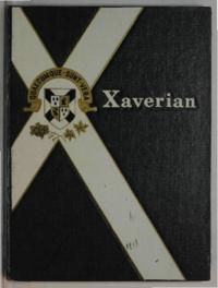St. Francis Xavier University yearbook, 1982