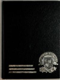 St. Francis Xavier University yearbook, 1971