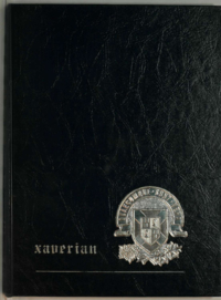 St. Francis Xavier University yearbook, 1985
