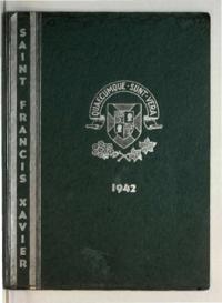 Saint Francis Xavier University Year Book, 1942