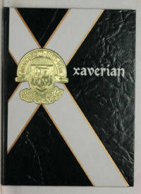 St. Francis Xavier University yearbook, 2010