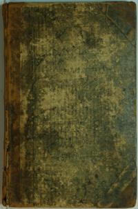Ledger #698 : 1829-1843, 1866