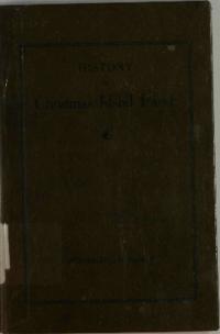 History of Christmas Island Parish