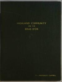 Highland community on the Bras d'Or [Manuscript]