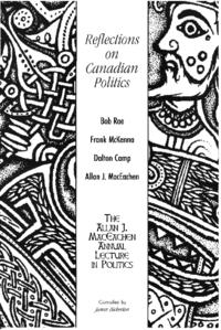 Reflections on Canadian politics