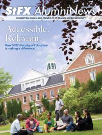 StFX Alumni News, 2012-06-21 (Summer)
