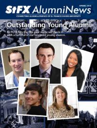 StFX Alumni News, 2013-03-21 (Spring)