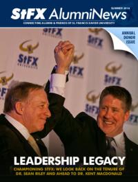 StFX Alumni News, 2014-06-21 (Summer)
