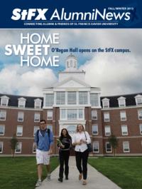 StFX Alumni News, 2013-09-21 (Fall/Winter)