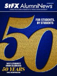 StFX Alumni News, 2015-03-21 (Spring)