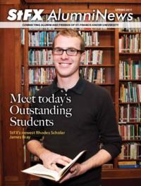 StFX Alumni News, 2011-03-21 (Spring)