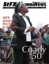 StFX Alumni News, 2009-03-20 (Spring-Summer)