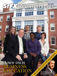 StFX Alumni News, 2010-09-21 (Fall)