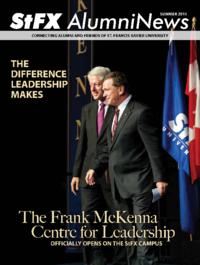 StFX Alumni News, 2011-06-21 (Summer)