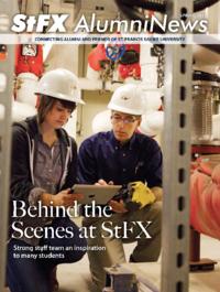 STFX Alumni News, 2012-03-21 (Spring)