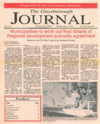 The Guysborough Journal, vol.01:no.08 (1995, January 19)