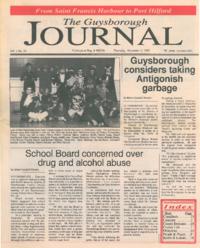 The Guysborough Journal, vol.01:no.24(1995, November 2)