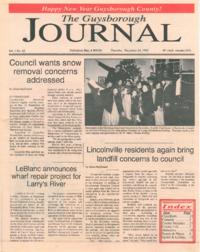 The Guysborough Journal, vol.01:no.28(1995, December 28)