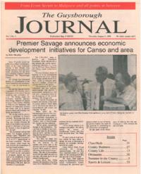 The Guysborough Journal, v.03:no.03 (1994:August 4)