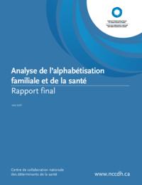 Analyse de l'alphabétisation familiale et de la santé : Rapport final